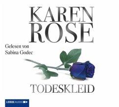 Todeskleid / Baltimore Bd.2 (6 Audio-CDs) - Rose, Karen