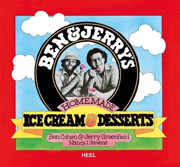 Ben & Jerry's Original Eiscreme & Dessert - Cohen, Ben; Greenfield, Jerry