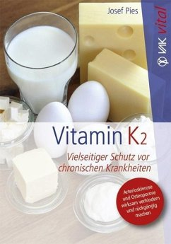 Vitamin K2 - Pies, Josef