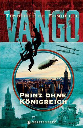 Buch-Reihe Vango von Timothée de Fombelle