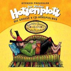 Der Räuber Hotzenplotz, 6 Audio-CDs - Preußler, Otfried