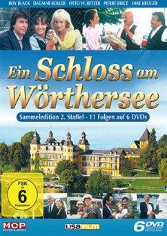 Für größere Ansicht Maus über das Bild ziehen Ein Schloss am Wörthersee - Sammeledition 2. Staffel - Diverse