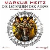 Dunkle Pfade / Die Legenden der Albae Bd.3 (8 Audio-CDs)
