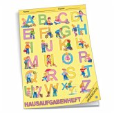 Hausaufgabenheft Grundschule ABC