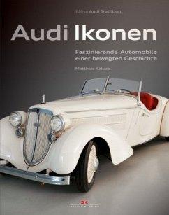 Audi Ikonen - Kaluza, Matthias