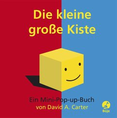 Die kleine große Kiste - Carter, David A.