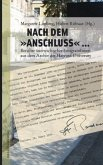 """Nach dem """"Anschluss"""""""