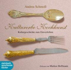 Kulturerbe Kochkunst, Audio-CDs