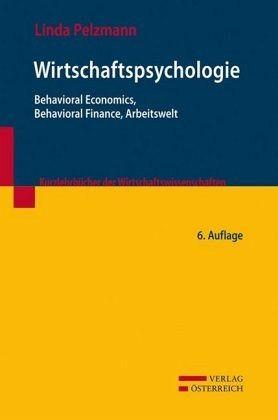 wirtschaftspsychologie von linda pelzmann fachbuch