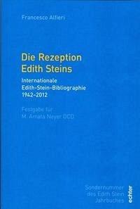Die Rezeption Edith Steins