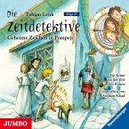 Geheime Zeichen in Pompeji / Die Zeitdetektive Bd.27, 1 Audio-CD