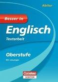 Besser in Englisch - Textarbeit Oberstufe