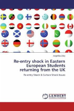 Re-entry shock in Eastern European Students returning from the UK