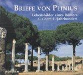 Briefe von Plinius, 1 Audio-CD