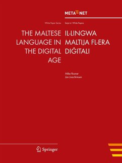 The Maltese Language in the Digital Age
