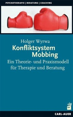 Konfliktsystem Mobbing