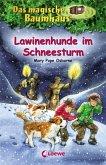 Lawinenhunde im Schneesturm / Das magische Baumhaus Bd.44