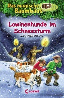 Lawinenhunde im Schneesturm / Das magische Baumhaus Bd.44 - Osborne, Mary Pope