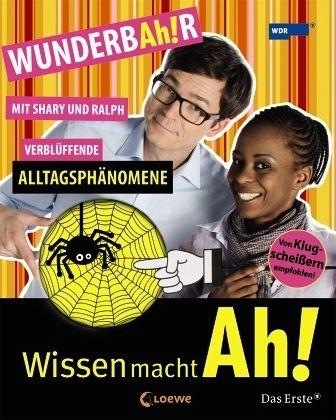 Buch-Reihe Wissen macht Ah!