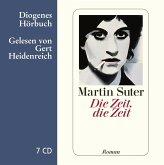 Die Zeit, die Zeit, 7 Audio-CDs