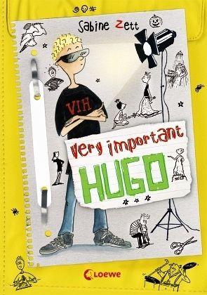 Very important Hugo / Hugo Bd.4 - Zett, Sabine