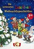 Die schönsten Leselöwen-Weihnachtsgeschichten, m. Audio-CD