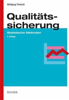 Qualitätssicherung - Timischl, Wolfgang