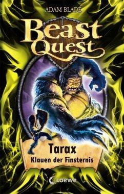 Tarax, Klauen der Finsternis / Beast Quest Bd.21 - Blade, Adam