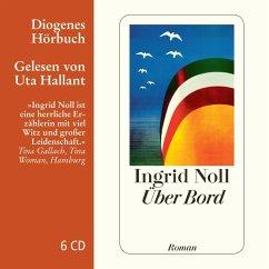 Über Bord, 6 Audio-CDs