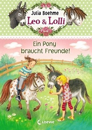Buch-Reihe Leo & Lolli von Julia Boehme