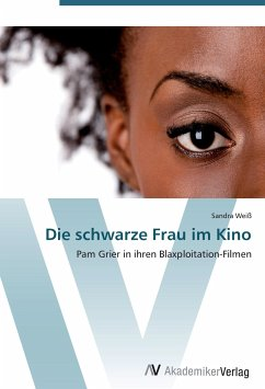 9783639404890 - Weiß, Sandra: Die schwarze Frau im Kino - Buch