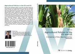 9783639405118 - Haas, Dieter: Agricultural Policies in the EU and US - Buch