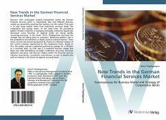 9783639405149 - Thaidigsmann, Ulrich: New Trends in the German Financial Services Market: Consequences for Business Model and Strategy of Cooperative Banks - Buch