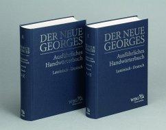 DER NEUE GEORGES Ausführliches Handwörterbuch Lateinisch - Deutsch - Georges, Heinrich