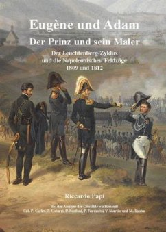 Eugène und Adam - Der Prinz und sein Maler - Papi, Riccardo