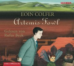 Artemis Fowl Bd.1 (3 Audio-CDs) - Colfer, Eoin