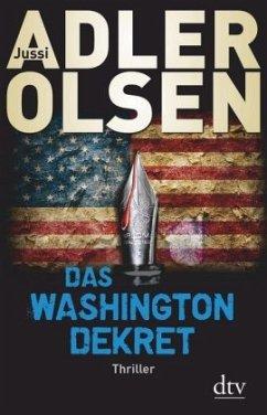 Das Washington-Dekret - Adler-Olsen, Jussi