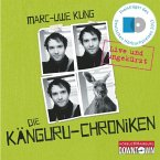Die Känguru-Chroniken / Känguru Chroniken Bd.1, 4 Audio-CDs
