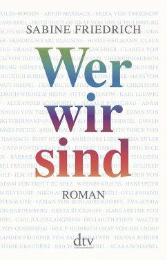 Wer wir sind - Friedrich, Sabine
