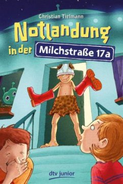 Notlandung in der Milchstraße 17a - Tielmann, Christian