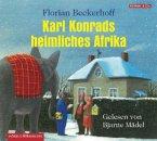 Karl Konrads heimliches Afrika, 4 Audio-CDs