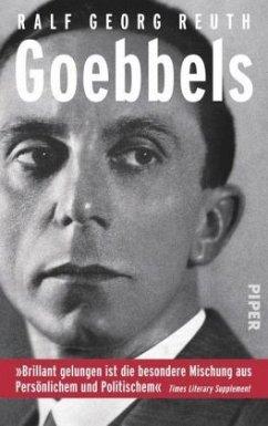 Goebbels - Reuth, Ralf Georg
