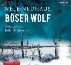 Böser Wolf / Oliver von Bodenstein Bd.6 (6 Audio-CDs) - Neuhaus, Nele