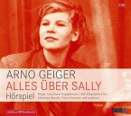 Alles über Sally, 2 Audio-CDs
