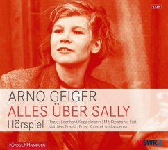 Alles über Sally, 2 Audio-CDs - Geiger, Arno