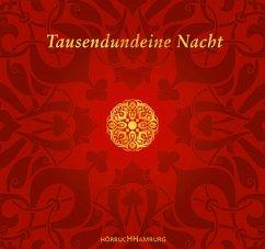 Tausendundeine Nacht, 24 Audio-CDs (Geschenkausgabe) - Ott, Claudia