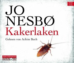 Kakerlaken / Harry Hole Bd.2 (5 Audio-CDs) - Nesbø, Jo