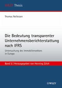 Die Bedeutung transparenter Unternehmensberichterstattung nach IFRS