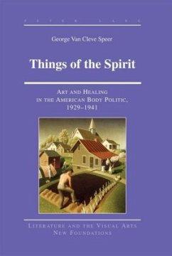 Things of the Spirit - Van Cleve Speer, George