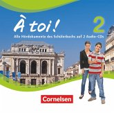 À toi ! - Vier- und fünfbändige Ausgabe - Band 2 / À toi! - Vier- und fünfbändige Ausgabe Bd.2